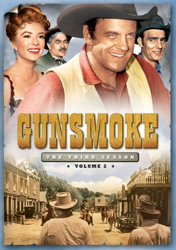 Gunsmoke: Season 3, Vol. 2