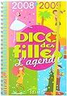 Agenda Dico des Filles 2008-2009 par Dupuy-Sauze