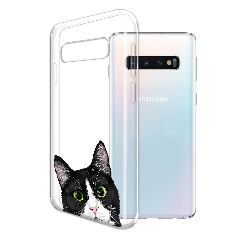 Amazon.com: FINCIBO - Carcasa para Samsung Galaxy S10+ / S10 ...