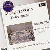 Mendelssohn: Octet, Op. 20 / Boccherini: Quintet in C Major, Op. 37 No. 7
