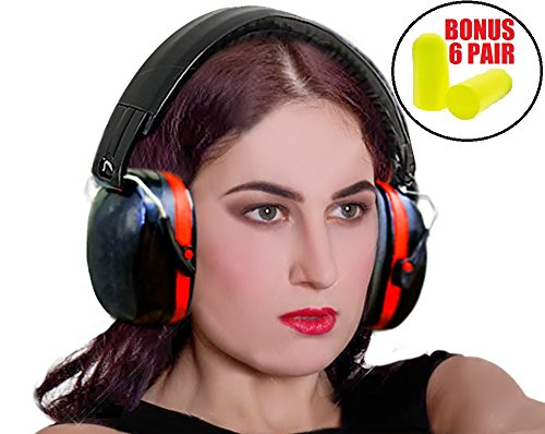 women shooting ear protection - 5