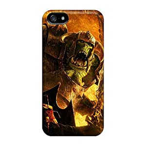 Slim Fit Tpu Protector Shock Absorbent Bumper Mosters Games Case For Iphone 5/5s