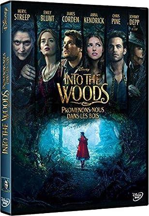 into the woods promenons-nous dans les bois