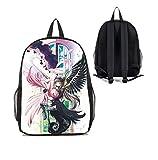 Dreamcosplay Puella Magi Madoka Magica Lovely Girl Backpack Student Bag