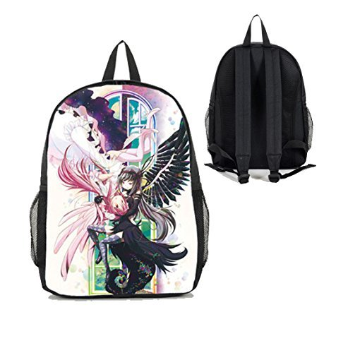 Dreamcosplay Puella Magi Madoka Magica Lovely Girl Backpack Student Bag