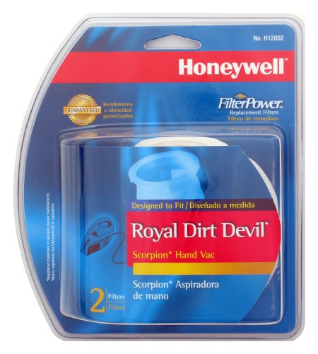 Honeywell H12002 Replacement Filter for Dirt Devil Scorpion
