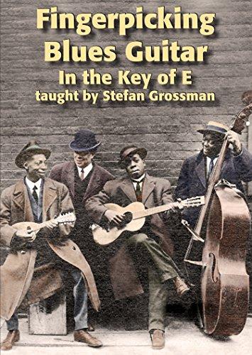 Fingerpicking Blues Guitar In The Key Of E [No USA] (Australia - Import)