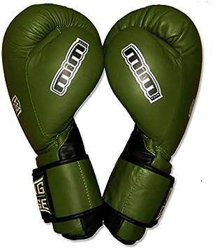 RAA Adult Kick Boxing Gloves Training Punching Fight Set Free wrap rope key-ring