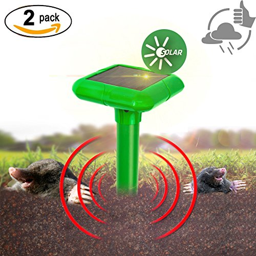 2-x-vensmile-solar-powered-mole-repeller-gopher-repellent-repel-voles-mice-rats-rodent-for-garden-ya