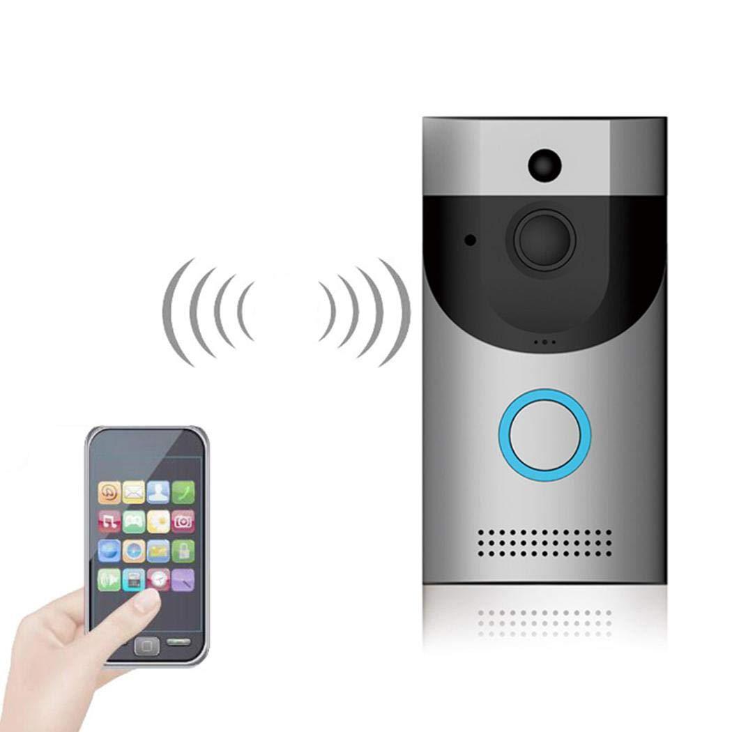 Erholi Home Alarm Smart Wifi Wireless Video Intercom Doorbell Kits by erholi (Image #5)