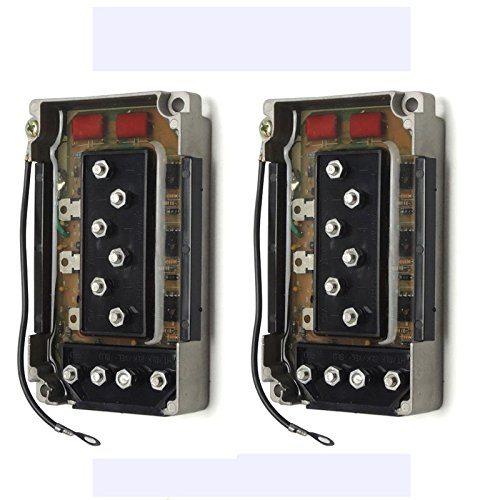 goodfind68 New 2PCS CDI Switch Box 90/115/150/200 For Mercury Outboard Motor 332-7778A12 332-7778A9 332-7778A6 332-7778A12 332-5524A1 332-7778A1 332-7778A7 CDI Switch Box Mercury Outboard Motor