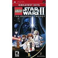 Lego Star Wars II: La trilogía original - Sony PSP