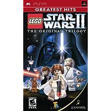 Lego Star Wars II: The Original Trilogy - Sony PSP