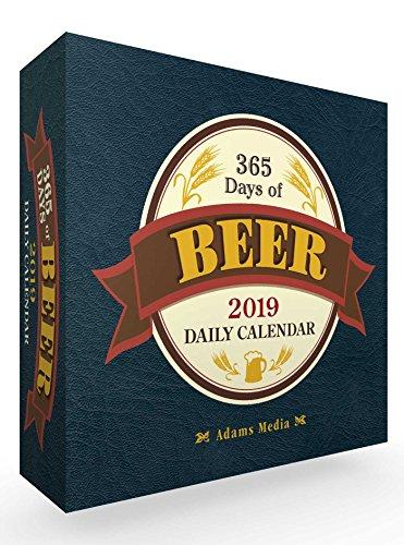 365 Days of Beer 2019 Daily Calendar by Adams Media