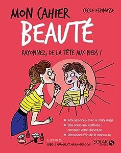 """Afficher """"Mon cahier beauté"""""""