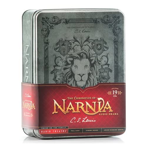 The Chronicles of Narnia Collector's Edition (Radio Theatre) (Audio CD)
