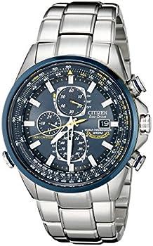Citizen AT8020-54L Eco Drive Chronograph Men's Watch