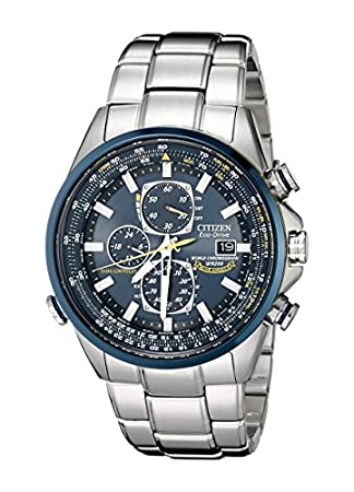 Citizen Men's Stainless Steel Eco-Drive Dress Watch