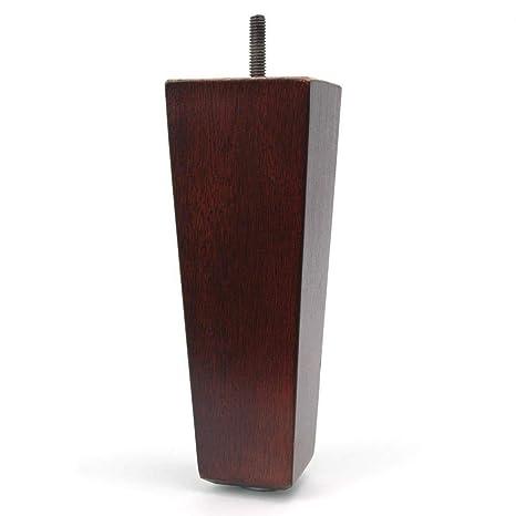 Amazon.com: 4 patas de madera estilo pirámide para ...