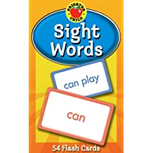 Brighter Child Flash Cards:Sight Words