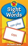 Sight Words Flash Cards (Brighter Child Flash Cards)