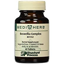 Boswellia Complex 40 Tablets by Mediherb