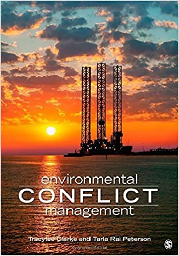 Book Environmental Conflict Management by Clarke, Tracylee, Peterson, Tarla R. (Rai) (2015)