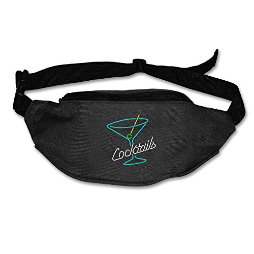 Gkf Waist Fanny Pack Cocktail Running Sport Bag For Outdoors Workout Cycling]()