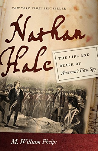 Nathan Hale: The Life and Death of America's First Spy cover