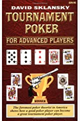 Tournament Poker for Advanced Players (Advance Player) Paperback