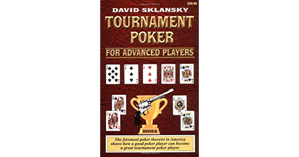 Tournament poker for advanced players amazon gambling winners taxes