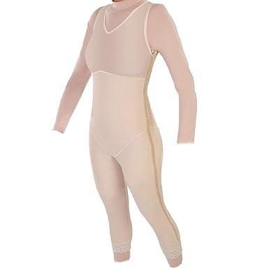 7c476897866 ContourMD Post Thigh Lift - Mid Calf Body Shapewear Style 28FLZ at Amazon  Women s Clothing store