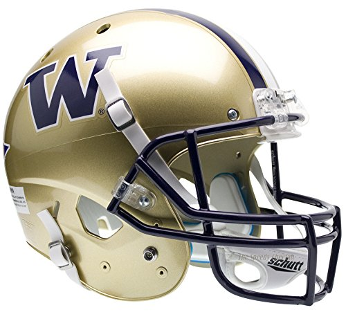 Washington Huskies Officially Licensed Full Size XP Replica Football Helmet