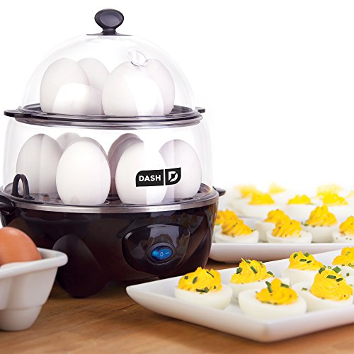 Dash DEC012BK Deluxe Egg Cooker by Dash (Image #2)