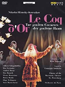 Rimsky-Korsakov: Le Coq d'Or [Alemania] [DVD]
