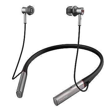Auriculares inalámbricos Bluetooth con cancelación de Ruido Activa, ENC, Carga rápida, Auriculares magnéticos, micrófono y Controles de Volumen: Amazon.es: ...
