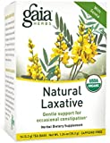 Gaia Herbs Natural Laxative -- 16 Tea Bags