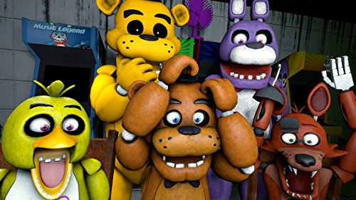five nights at freddy's Poster Game
