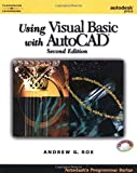 img - for Using Visual Basic with AutoCAD 2000 (Autodesk's Programmer) book / textbook / text book