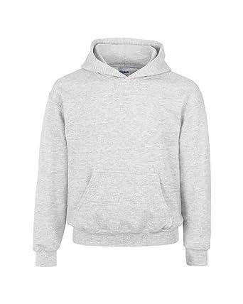 Ages 1,15 Boys Girls Plain Fleece Hoodie Unisex Childrens Hooded Sweatshirt  Pullover Hoody 30