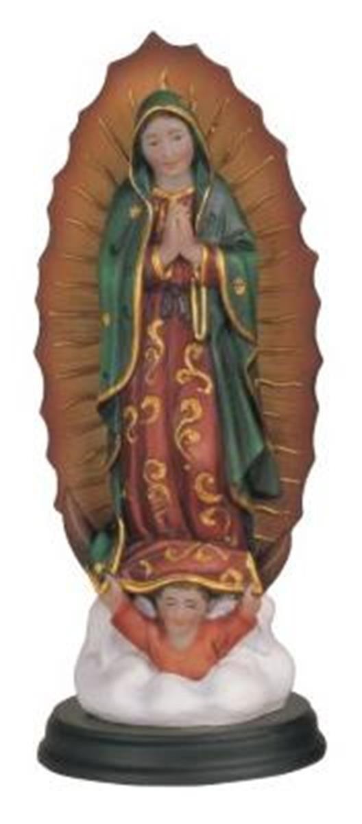 StealStreet Ss-g-205.01Notre-Dame de Guadalupe Sainte figurine religieux Décoration Décor, 12,7cm GSC