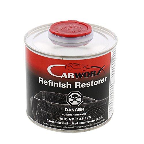Carworx 133 175 Refinish Restorer 500ml product image