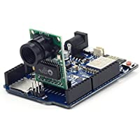 Arducam ESP8266 UNO Board and OV2640 Arducam Mini Module Camera Shield Compatible with Arduino UNO R3