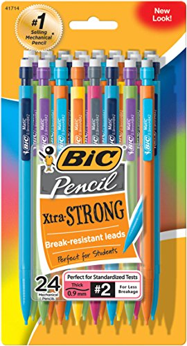 BIC MPLWP241 Xtra Strong Mechanical Colorful product image