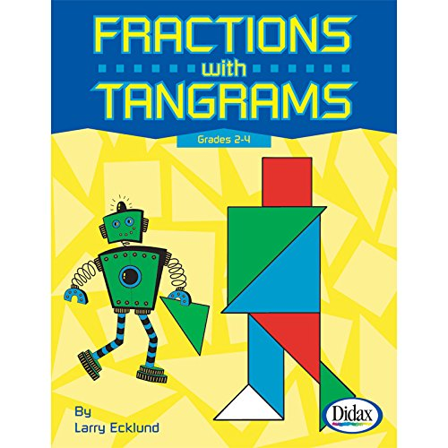 Didax Educational Resources Fractions with Tangrams
