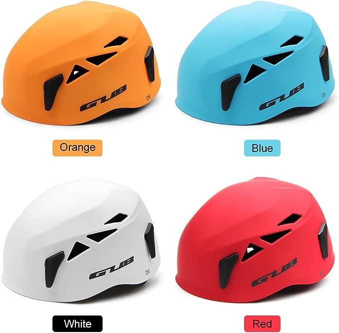 Lepeuxi GUB Outdoor Rock Climbing Helmet Outdoor Sports Sicurezza Casco da Lavoro Pattinaggio Speleologia Attrezzatura da Alpinismo