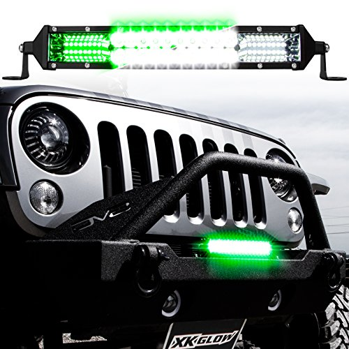 Green Led Offroad Lights in US - 5