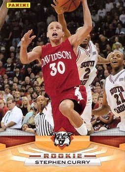2009-10 Panini Basketball #372 Stephen (Steph) Curry Rookie Card - Davidson ()