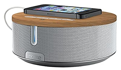 iHome NFC Bluetooth Stereo System with Speakerphone