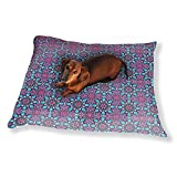 Gothic Patchwork Dog Pillow Luxury Dog Cat Pet Bed